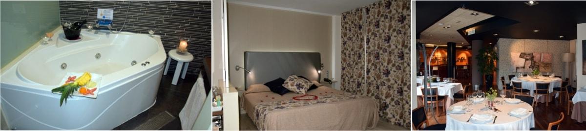 Escapada rom ntica en suite con jacuzzi privado alcoy - Escapadas romanticas jacuzzi habitacion ...