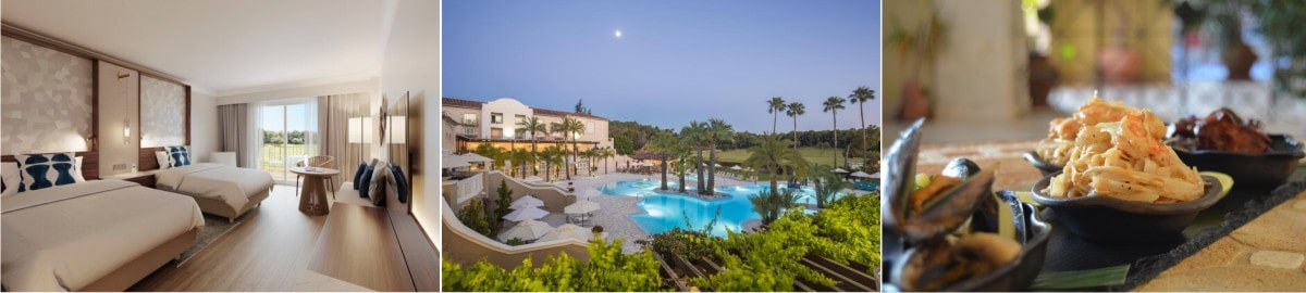Escapada Romantica con cena y spa | Hotel Denia Marriott