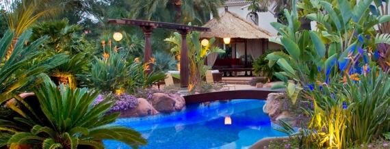 Paradis aca piscina en el hotel swiss moraira for Hoteles en valencia con piscina