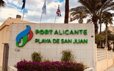 Hotel Port Alicante, Playa de San Juan