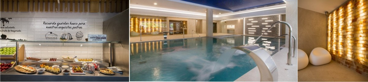 Thalassian Spa, Suitopia, Calpe